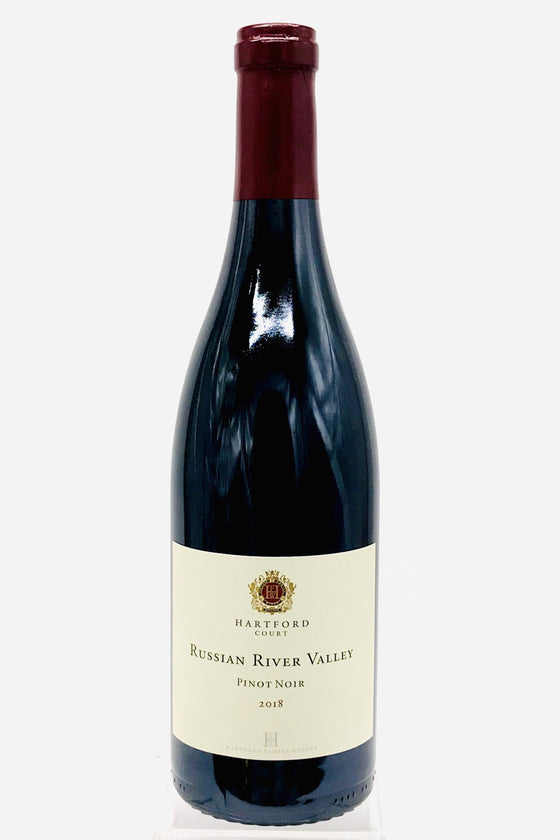 United Johnson Brothers Pinot Noir Hartford Court Russian River Valley Pinot Noir