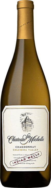 United Johnson Brothers Red Blend 2017 Indian Wells Chardonnay from Chateau Ste Michelle