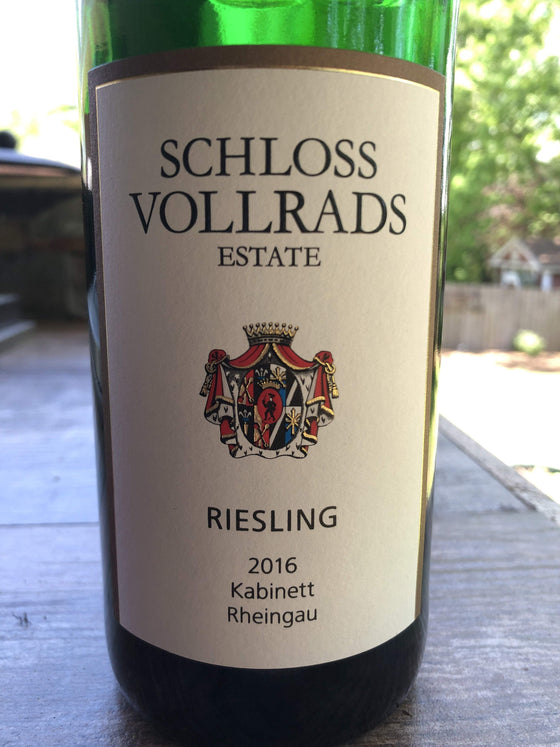United Johnson Brothers Riesling Schloss Kabinett Riesling