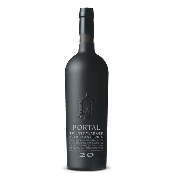 United Johnson Brothers Wine Quinta Do Portal 20 year