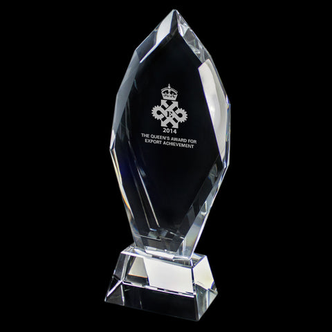 C-810M  CRYSTAL TROPHY (Small Flame)