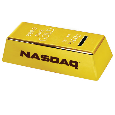 GB-200  GOLD BAR COIN BANK