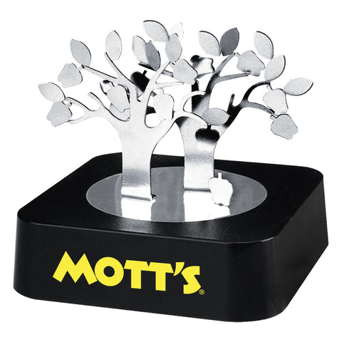 MI-0108AT  APPLE TREE MAGNETIC SCULPTURE BLOCK
