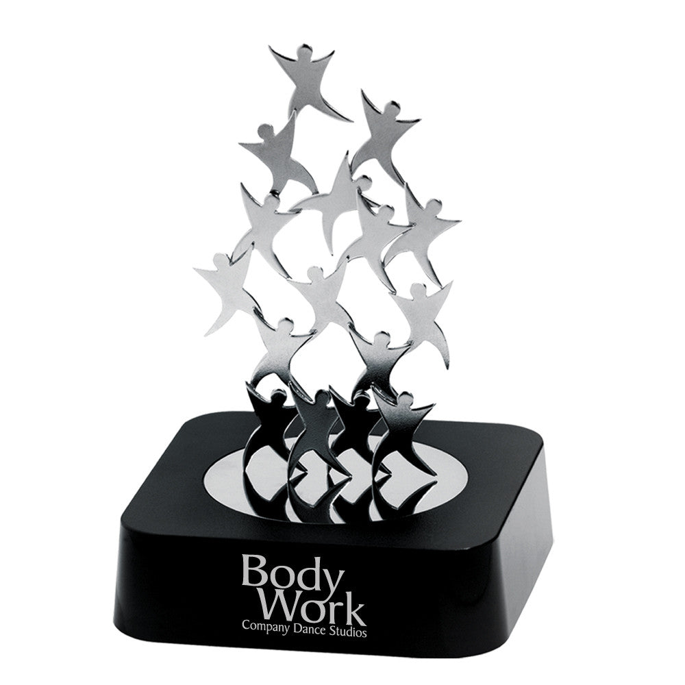 MI-0108DA  DANCER MAGNETIC SCULPTURE BLOCK