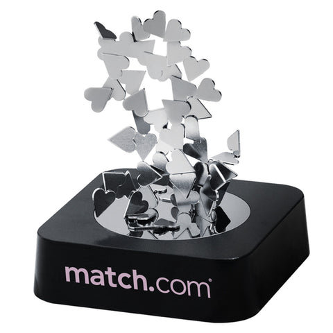 MI-0108HT  HEART MAGNETIC SCULPTURE BLOCK