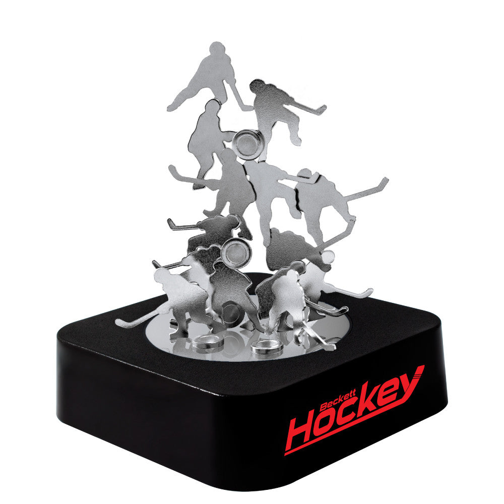 MI-0108HO  HOCKEY MAGNETIC SCULPTURE BLOCK