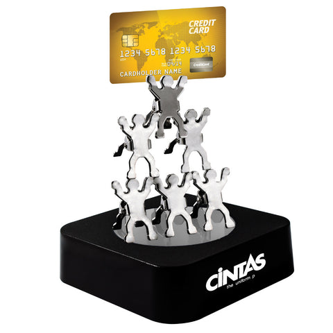MI-0108CL  HUMAN CLIP MAGNETIC SCULPTURE BLOCK