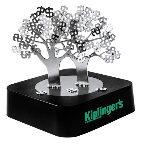 MI-0108MT  MONEY TREE MAGNETIC SCULPTURE BLOCK