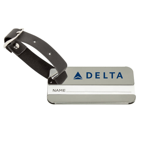 MI-0153  METAL LUGGAGE TAG