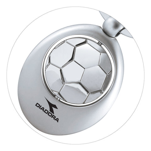 MI-0186SO  SOCCER SWIVEL SPORTS KEY CHAIN