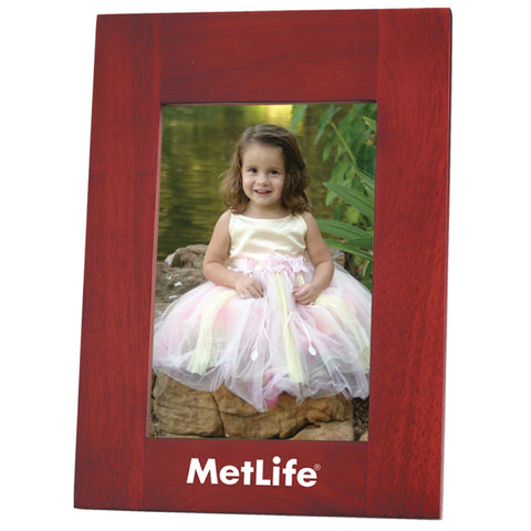 MI-031W  WOODEN PHOTO FRAME