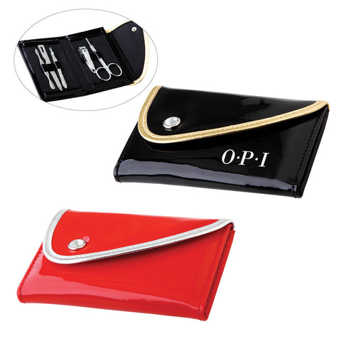 MI-1027  WALLET MANICURE SET