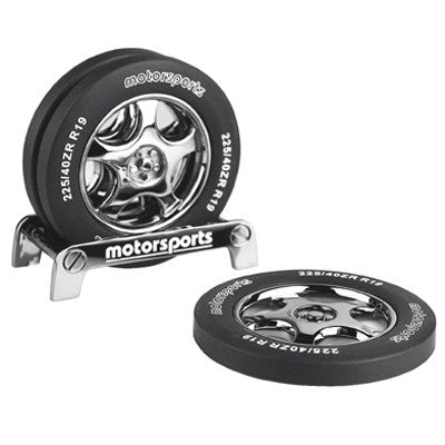 MI-1128  TIRE COASTER SET