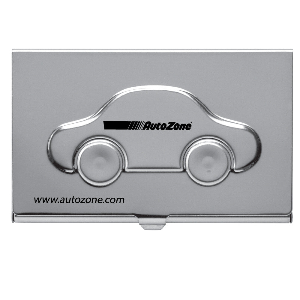 MI-1240 METAL CAR BUSINESS CARD CASE WITH EMBOSSED COVER – Minya ...