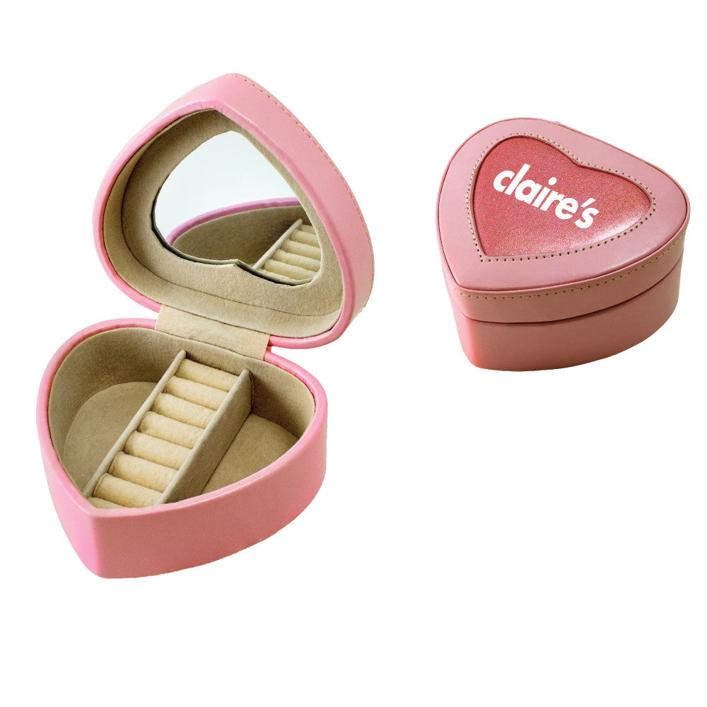 MI-1557  HEART JEWELRY BOX