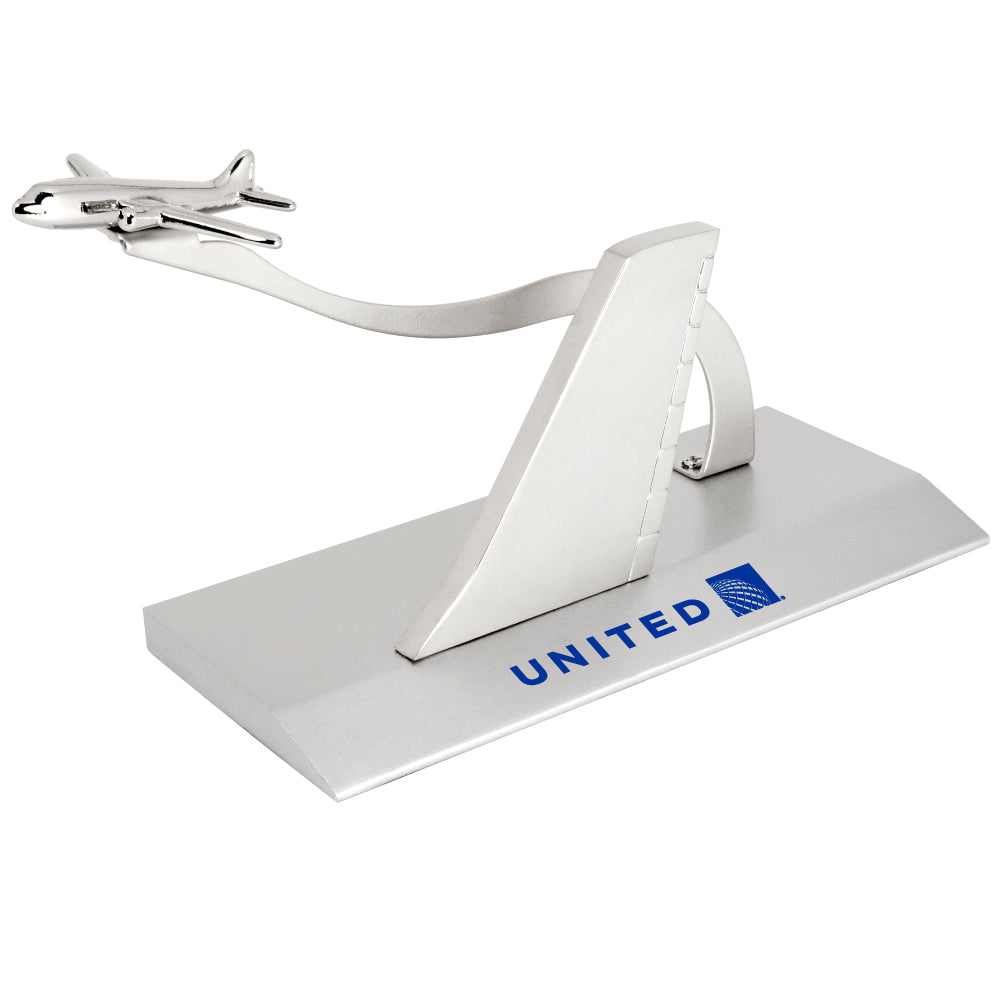 MI-1611  AIRPLANE BUSINESS CARD HOLDER