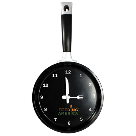 MI-1919  FRYING PAN CLOCK