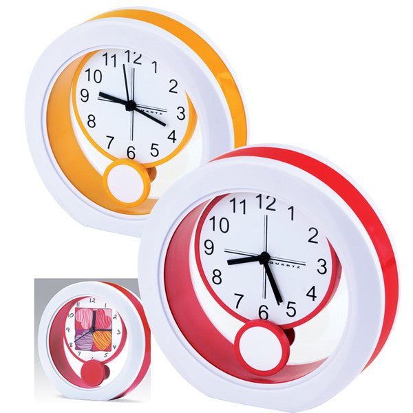 MI-2827  MOVING PENDULUM CLOCK