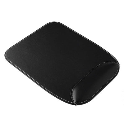 MI-2859  PU MOUSE PAD W/ WRIST CUSHION (RECTANGLE SHAPE)