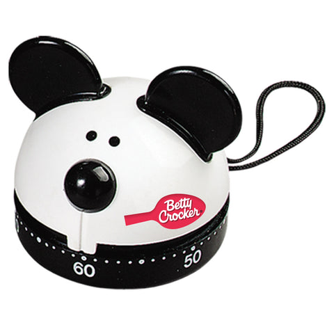MI-3000MO  60 MINUTE KITCHEN TIMER (MOUSE)