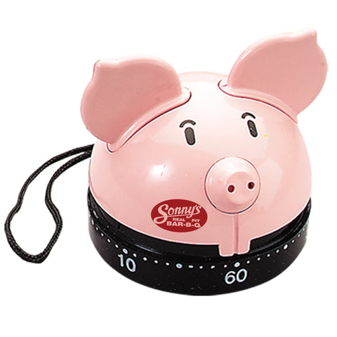 MI-3000PG  60 MINUTE KITCHEN TIMER (PIG)