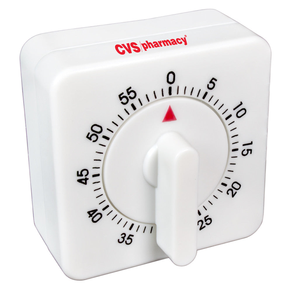 MI-3000SQ  60 MINUTE KITCHEN TIMER - SQUARE