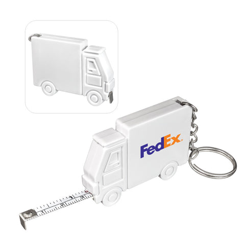 MI-305TK  TRUCK SHAPE MEASURING TAPE KEYCHAIN