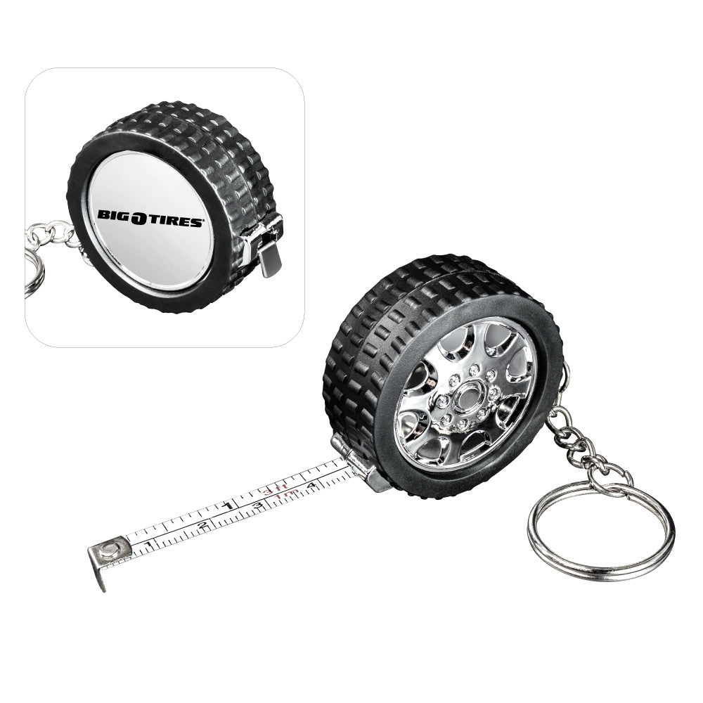 MI-305TR  TIRE MEASURING TAPE