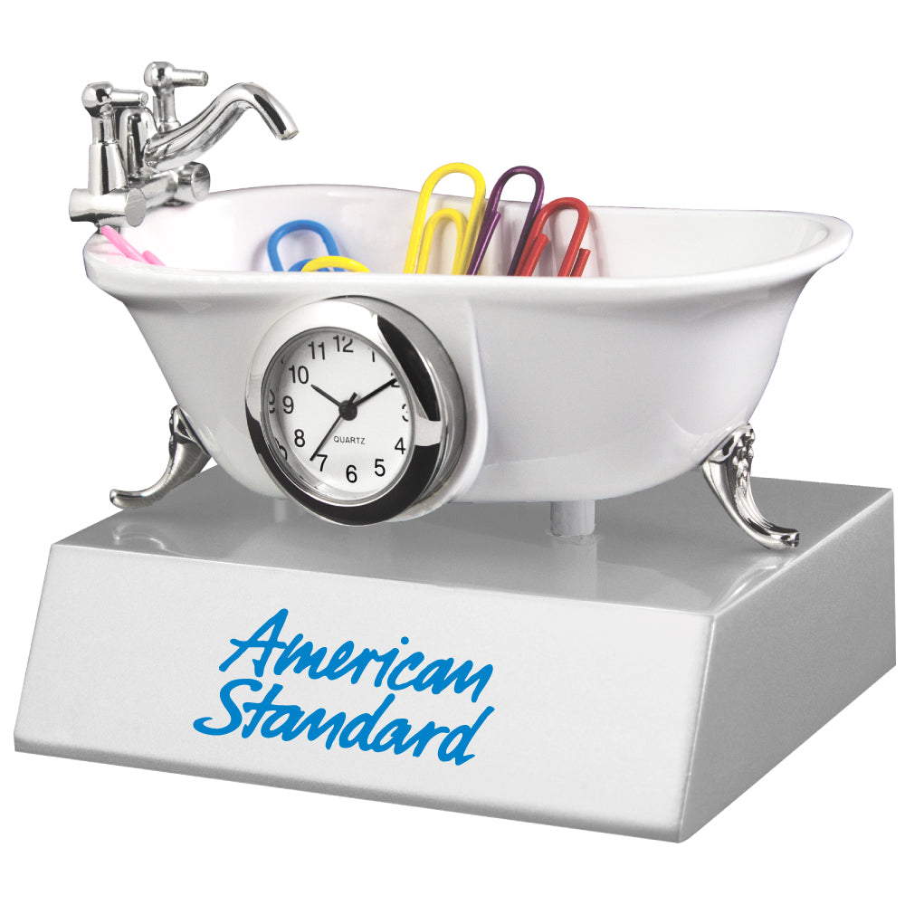 MI-3590  BATHTUB CLOCK