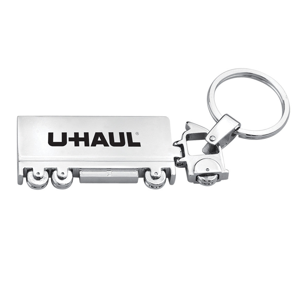 MI-377  METAL TRUCK KEY CHAIN