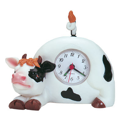 MI-4040CW  ANIMAL CLOCK WITH SWINGING TAIL