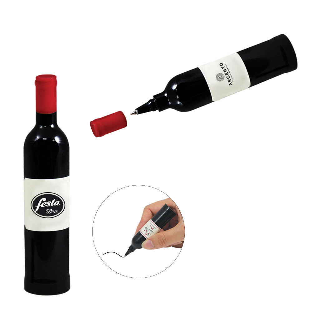 MI-585  WINE BOTTLE PEN
