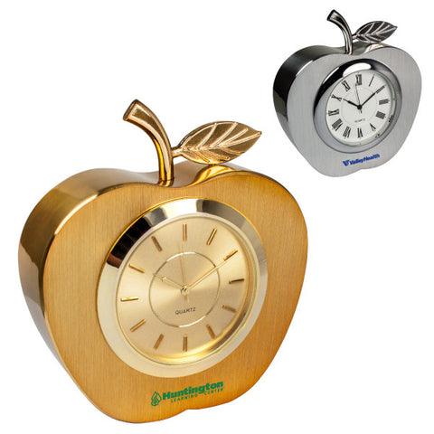 MI-6501  METAL APPLE CLOCK