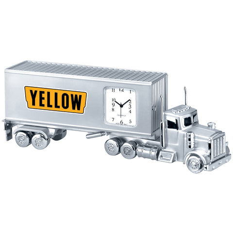 MI-674  METAL CONTAINER CLOCK