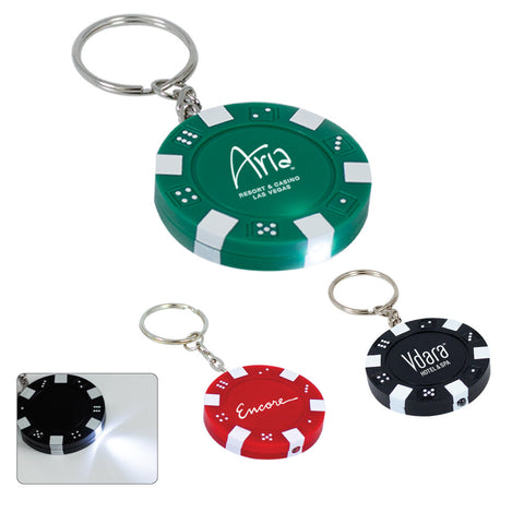 MI-777  CASINO CHIP KEYLIGHT
