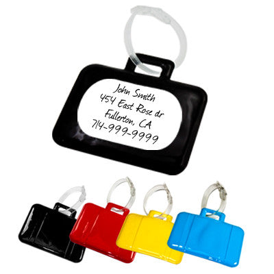 MI-8018  SUITCASE LUGGAGE TAG
