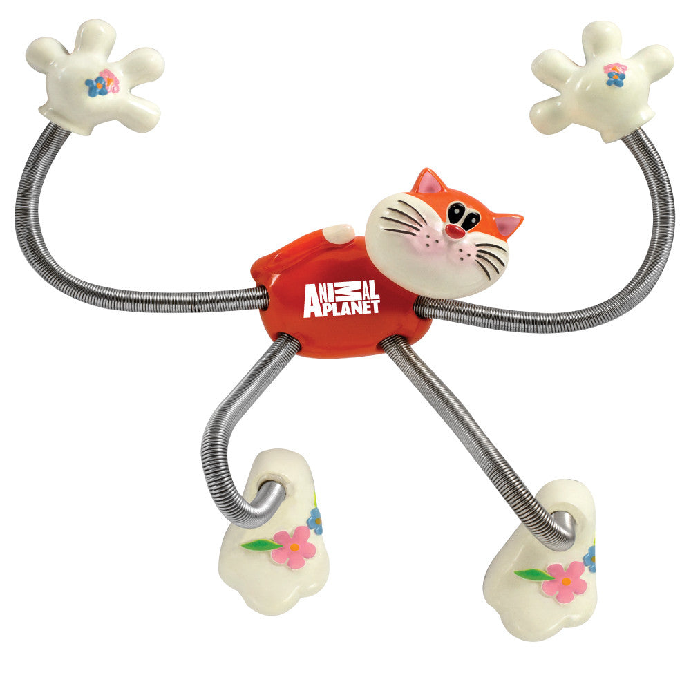 MI-8080CT  5 POINT ANIMAL MAGNETS - CAT