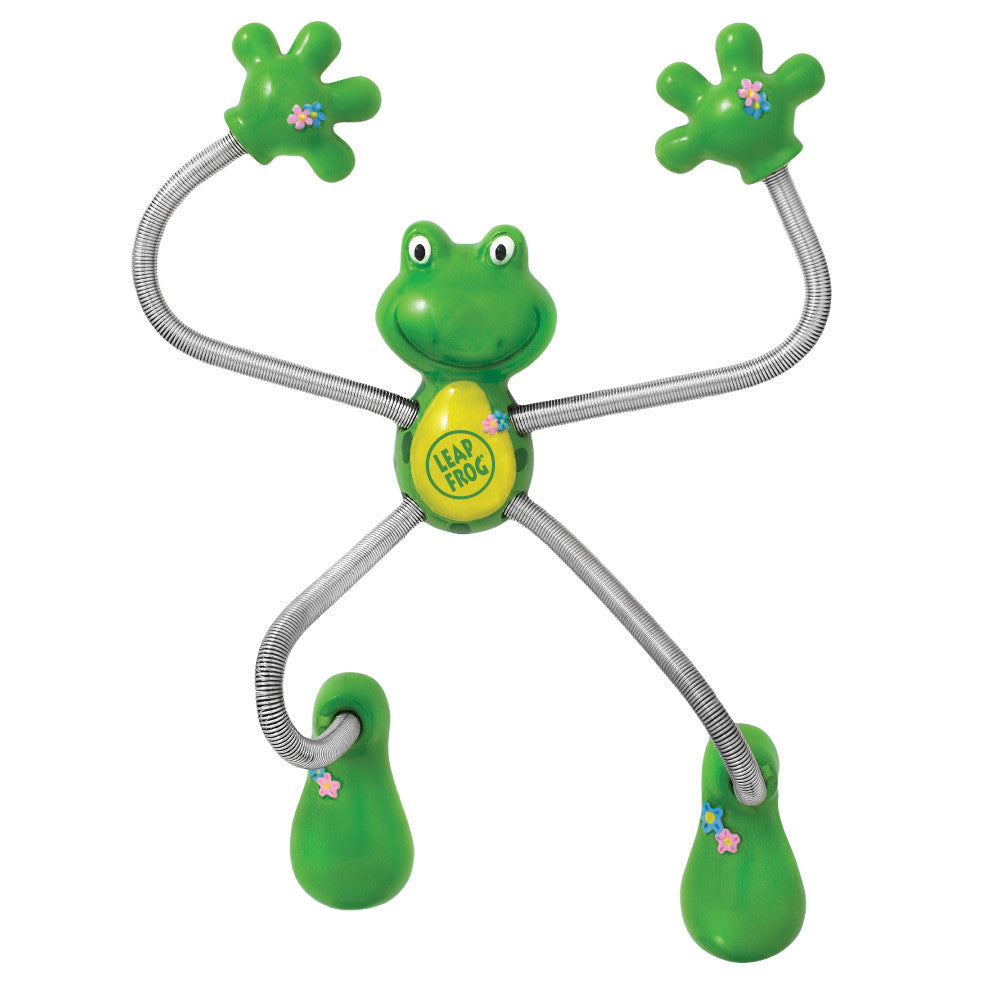 MI-8080FG  5 POINT ANIMAL MAGNETS - FROG