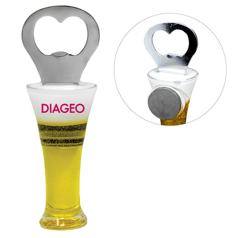 MI-9003  BEER GLASS BOTTLE OPENER