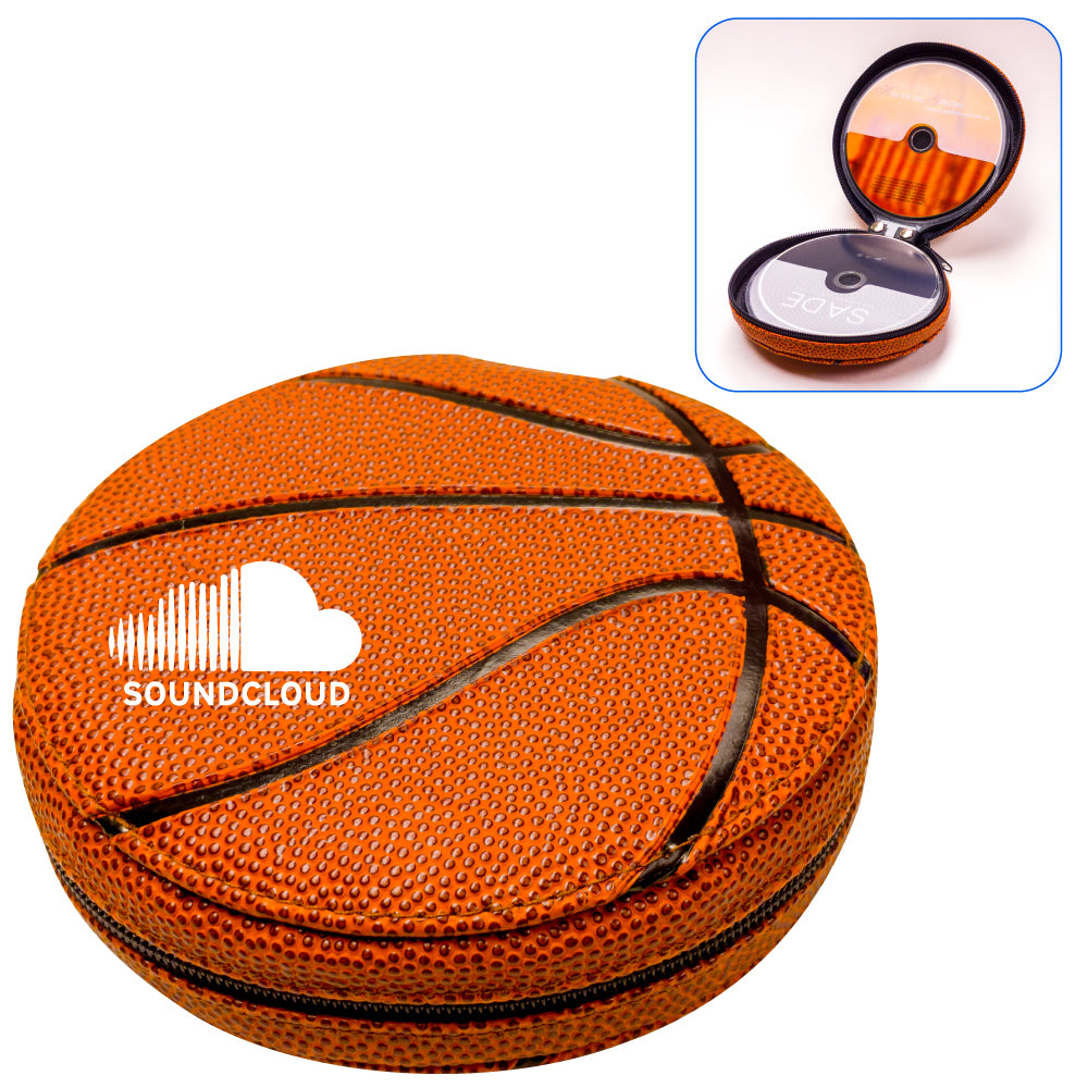 MI-900 BK  SPORTS CD STORAGE BASKETBALL