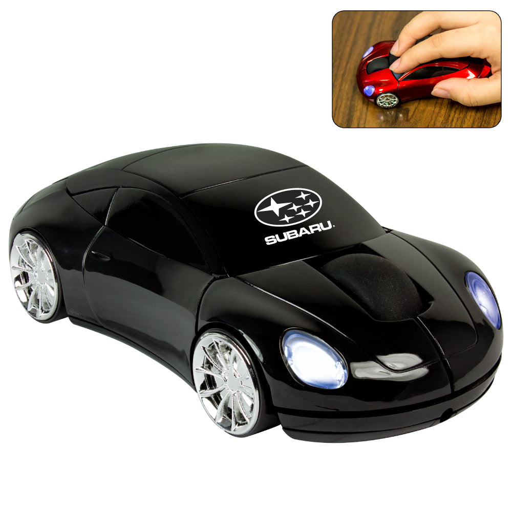 MI-9112  SPORTS CAR WIRELESS MOUSE