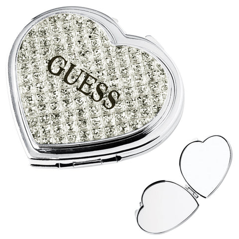 MI-9348  JEWELRY HEART COMPACT MIRROR
