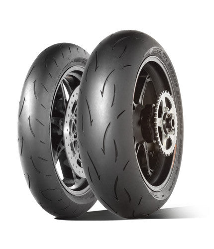 Dunlop D212 GP Racer - Tread - The Ultimate in Track Day Grip!