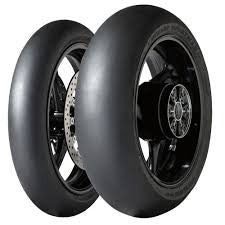 Dunlop D212 GP Racer - Slick - The Ultimate for Track Day Grip!