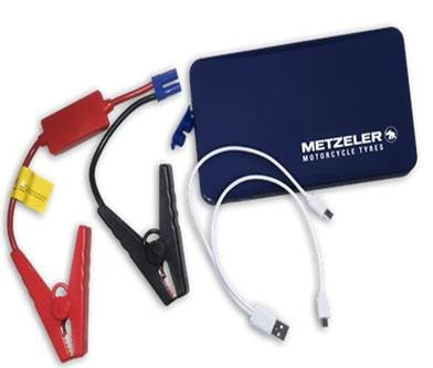 Buy a pair of Metzeler tyres and receive a free gift