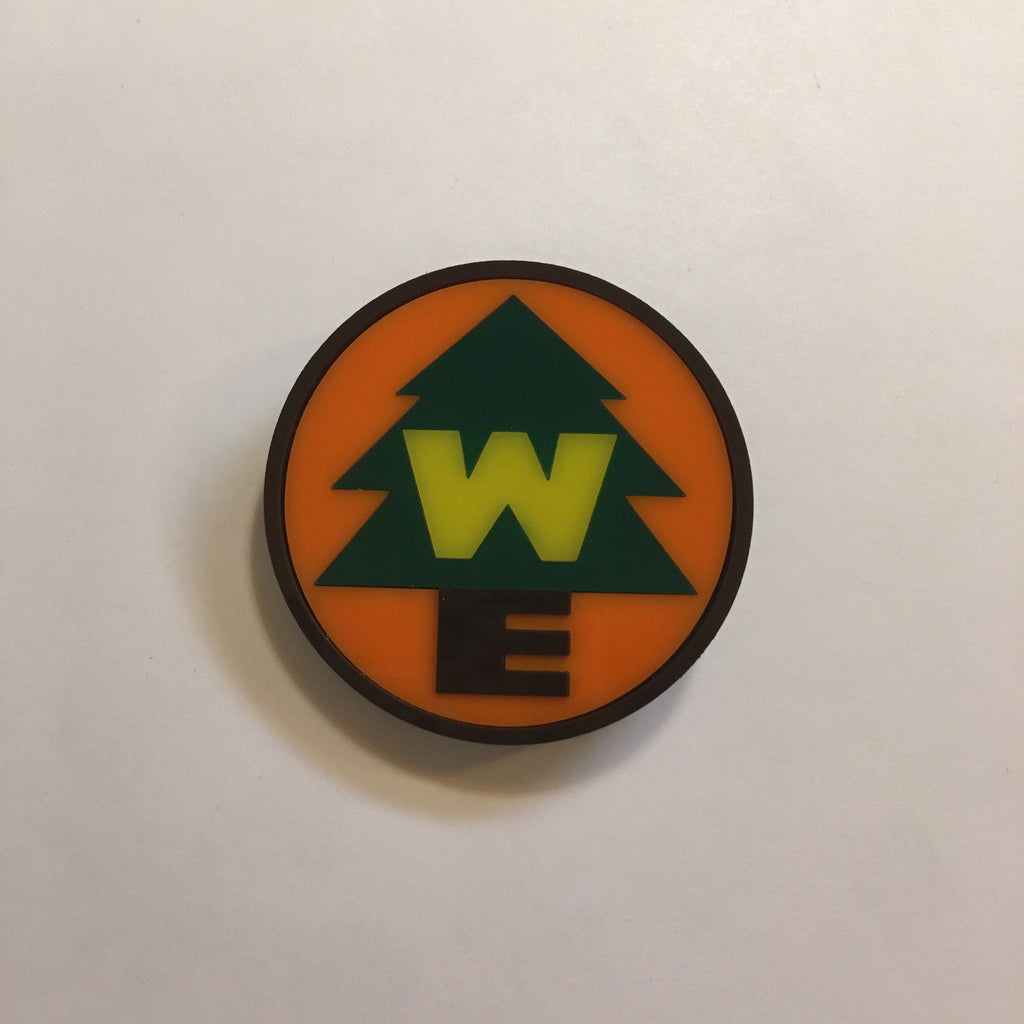 Flare Wilderness Explorer Brooch
