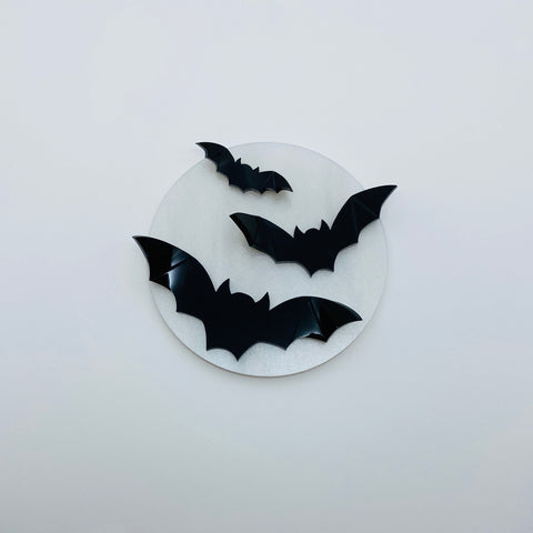 Flare Bat Brooch