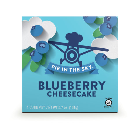 Blueberry Cheesecake GF (8 Pack)