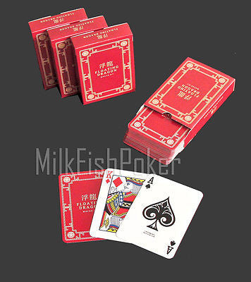 Floating Dragon Playing Cards - James Bond 007 - Cartamundi