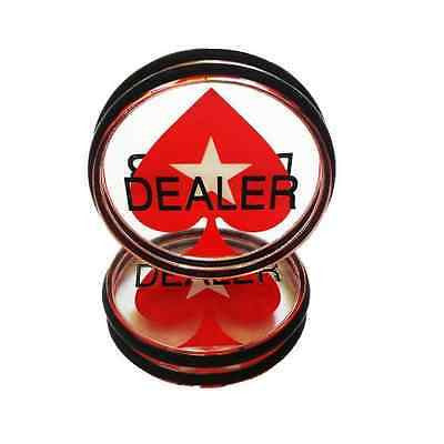 Acrylic EPT Dealer Button